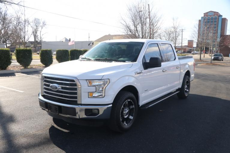 Used 2015 Ford F-150 SUPER CREW RWD ECO BOOST XLT for sale Sold at Auto Collection in Murfreesboro TN 37130 2