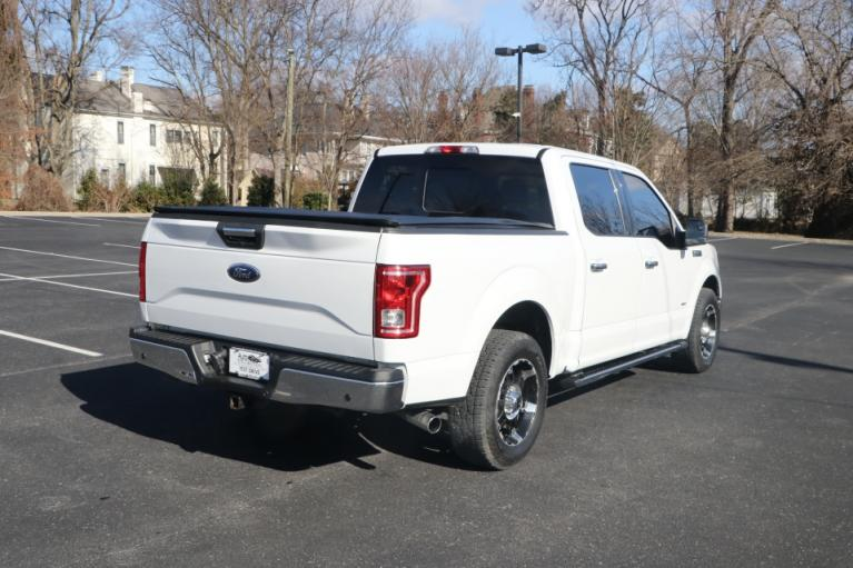 Used 2015 Ford F-150 SUPER CREW RWD ECO BOOST XLT for sale Sold at Auto Collection in Murfreesboro TN 37130 3