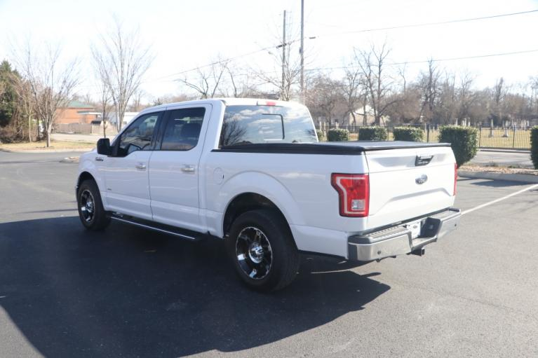 Used 2015 Ford F-150 SUPER CREW RWD ECO BOOST XLT for sale Sold at Auto Collection in Murfreesboro TN 37130 4