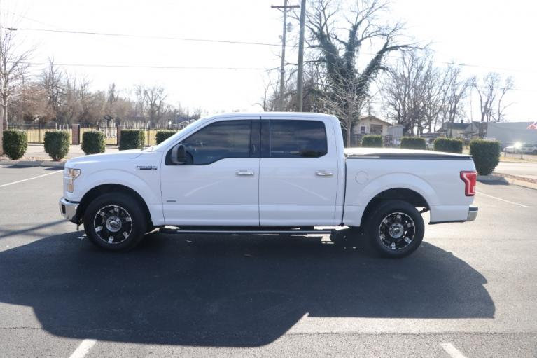 Used 2015 Ford F-150 SUPER CREW RWD ECO BOOST XLT for sale Sold at Auto Collection in Murfreesboro TN 37130 7
