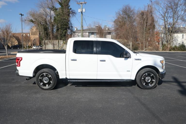 Used 2015 Ford F-150 SUPER CREW RWD ECO BOOST XLT for sale Sold at Auto Collection in Murfreesboro TN 37130 8