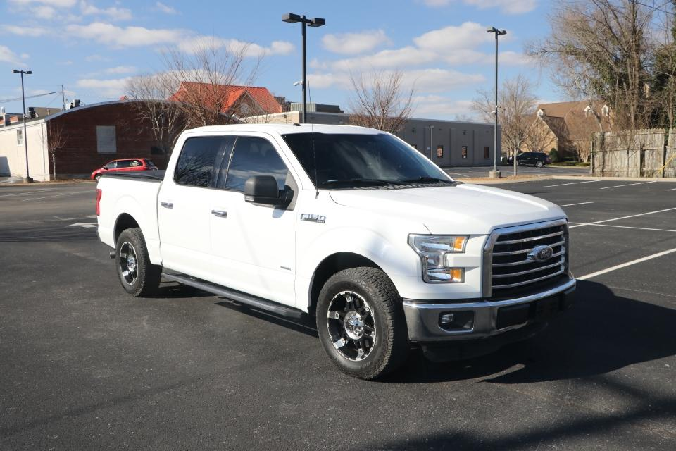 Used 2015 Ford F-150 SUPER CREW RWD ECO BOOST XLT for sale Sold at Auto Collection in Murfreesboro TN 37130 1
