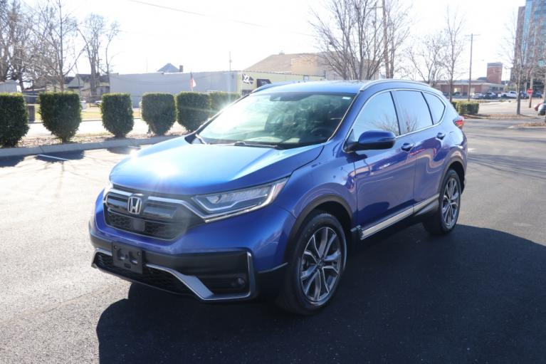 Used 2020 Honda CR-V TOURING AWD W/NAV TOURING AWD for sale Sold at Auto Collection in Murfreesboro TN 37130 2