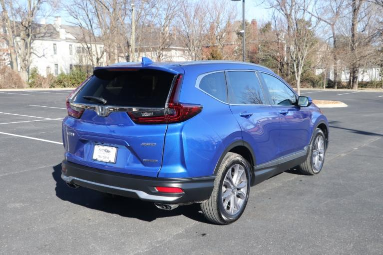 Used 2020 Honda CR-V TOURING AWD W/NAV TOURING AWD for sale Sold at Auto Collection in Murfreesboro TN 37130 3