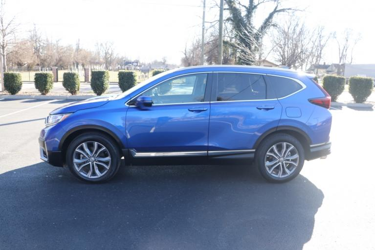 Used 2020 Honda CR-V TOURING AWD W/NAV TOURING AWD for sale Sold at Auto Collection in Murfreesboro TN 37130 7