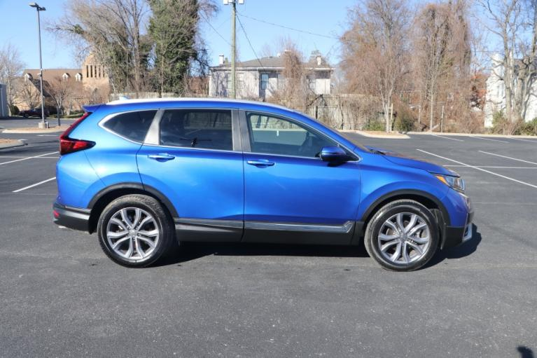 Used 2020 Honda CR-V TOURING AWD W/NAV TOURING AWD for sale Sold at Auto Collection in Murfreesboro TN 37130 8