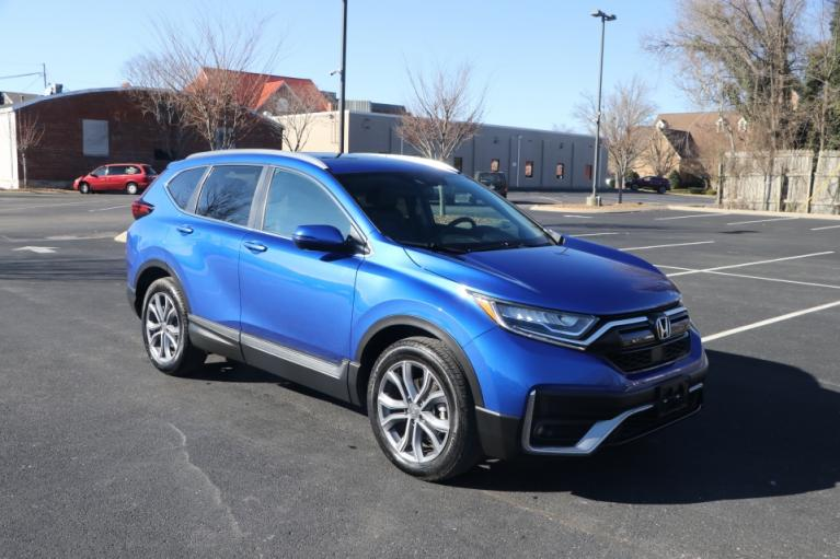 Used 2020 Honda CR-V TOURING AWD W/NAV TOURING AWD for sale Sold at Auto Collection in Murfreesboro TN 37130 1