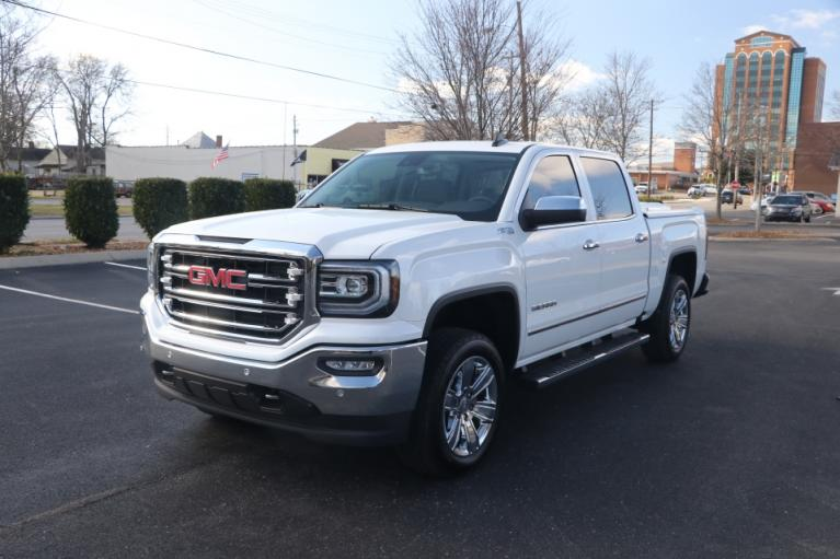 Used 2018 GMC SIERRA 1500 SLT 4WD CREW CAB W/NAV SLT CREW CAB SHORT BOX 4WD for sale Sold at Auto Collection in Murfreesboro TN 37130 2