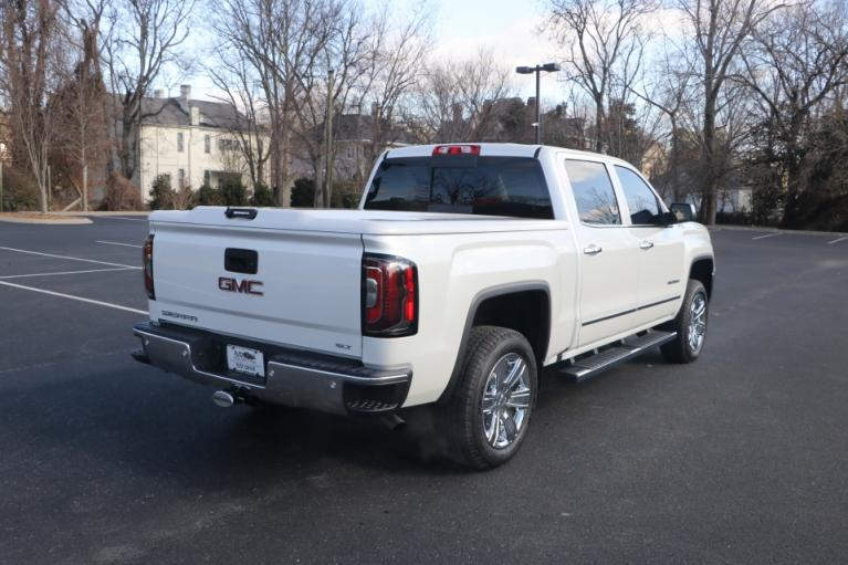 Used 2018 GMC SIERRA 1500 SLT 4WD CREW CAB W/NAV SLT CREW CAB SHORT BOX 4WD for sale Sold at Auto Collection in Murfreesboro TN 37130 3