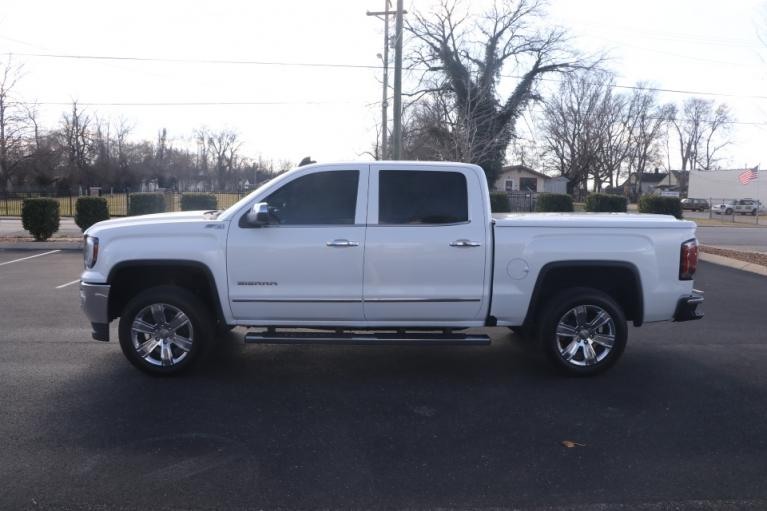 Used 2018 GMC SIERRA 1500 SLT 4WD CREW CAB W/NAV SLT CREW CAB SHORT BOX 4WD for sale Sold at Auto Collection in Murfreesboro TN 37130 7