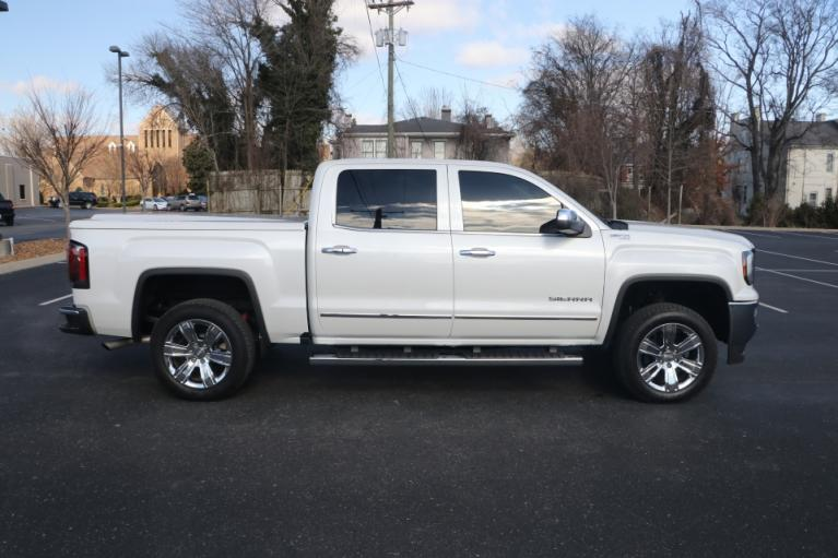 Used 2018 GMC SIERRA 1500 SLT 4WD CREW CAB W/NAV SLT CREW CAB SHORT BOX 4WD for sale Sold at Auto Collection in Murfreesboro TN 37130 8