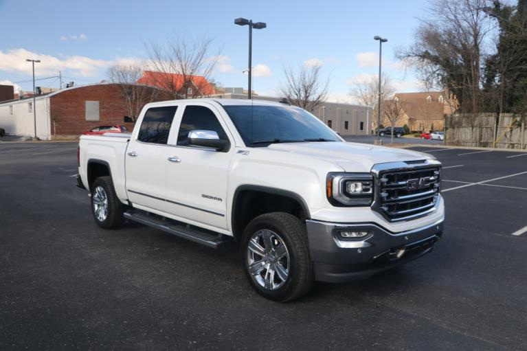 Used 2018 GMC SIERRA 1500 SLT 4WD CREW CAB W/NAV SLT CREW CAB SHORT BOX 4WD for sale Sold at Auto Collection in Murfreesboro TN 37130 1