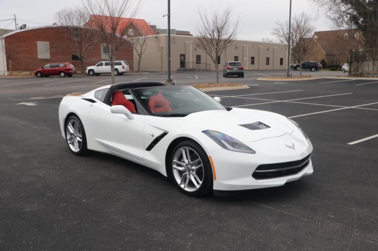 Used Used 2019 Chevrolet CORVETTE STINGRAY W/1LT STANDARD 1LT COUPE AUTO for sale $54,950 at Auto Collection in Murfreesboro TN