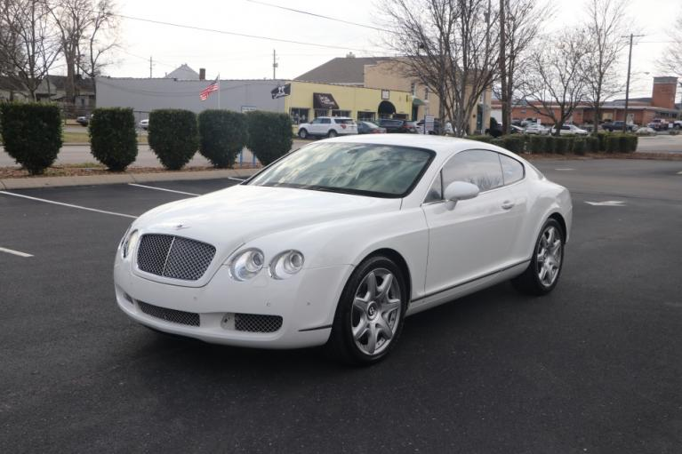 Used 2007 Bentley CONTINENTAL GT COUPE AWD W12 COUPE for sale Sold at Auto Collection in Murfreesboro TN 37130 2