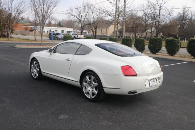 Used 2007 Bentley CONTINENTAL GT COUPE AWD W12 COUPE for sale Sold at Auto Collection in Murfreesboro TN 37130 4