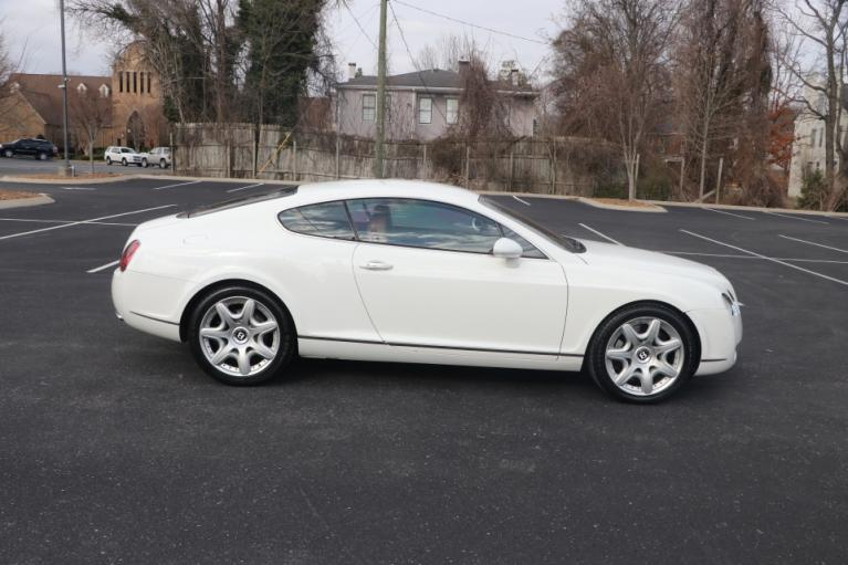 Used 2007 Bentley CONTINENTAL GT COUPE AWD W12 COUPE for sale Sold at Auto Collection in Murfreesboro TN 37130 8