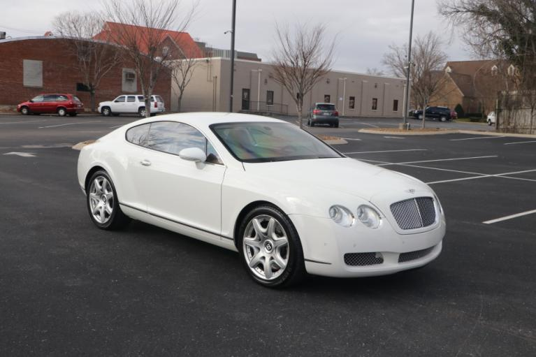 Used 2007 Bentley CONTINENTAL GT COUPE AWD W12 COUPE for sale Sold at Auto Collection in Murfreesboro TN 37130 1