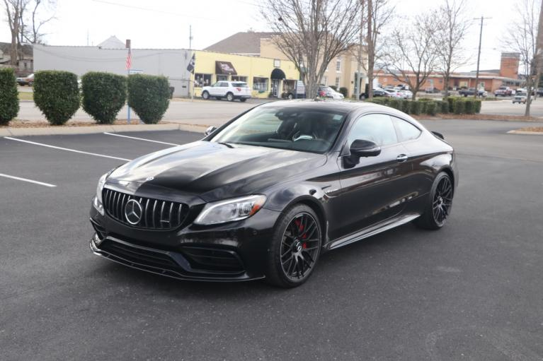 Used 2019 Mercedes-Benz C63 AMG-S COUPE RWD W/NAV AMG-S C63 COUPE for sale Sold at Auto Collection in Murfreesboro TN 37130 2