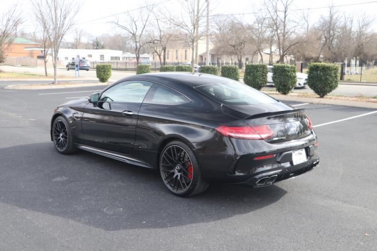Used 2019 Mercedes-Benz C63 AMG-S COUPE RWD W/NAV AMG-S C63 COUPE for sale Sold at Auto Collection in Murfreesboro TN 37130 4