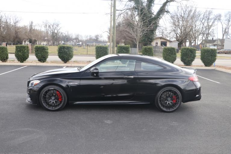 Used 2019 Mercedes-Benz C63 AMG-S COUPE RWD W/NAV AMG-S C63 COUPE for sale Sold at Auto Collection in Murfreesboro TN 37130 7