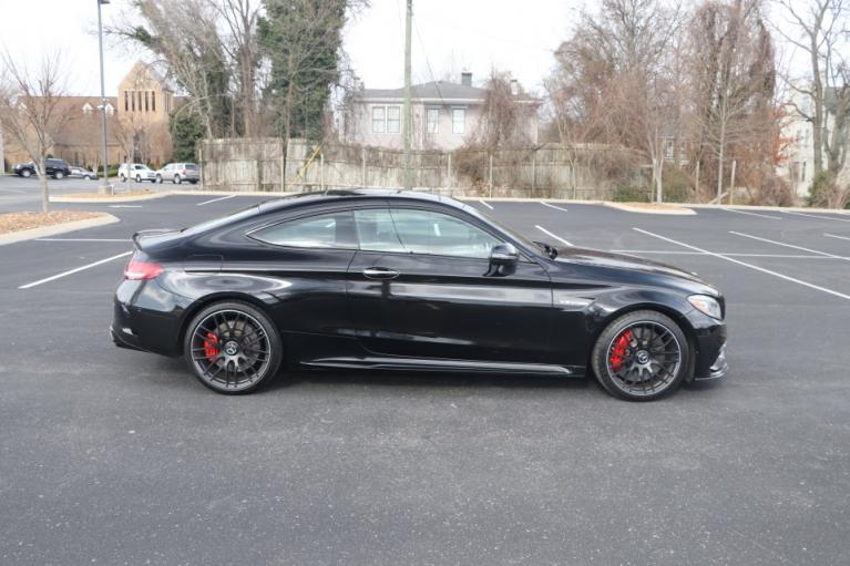 Used 2019 Mercedes-Benz C63 AMG-S COUPE RWD W/NAV AMG-S C63 COUPE for sale Sold at Auto Collection in Murfreesboro TN 37130 8