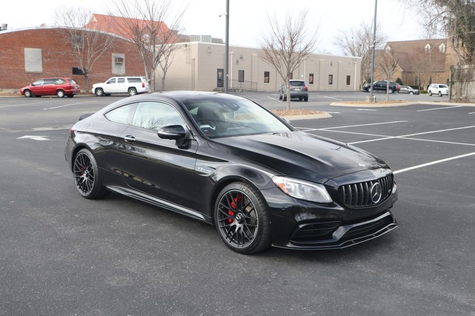 Used 2019 Mercedes-Benz C63 AMG-S COUPE RWD W/NAV AMG-S C63 COUPE for sale Sold at Auto Collection in Murfreesboro TN 37130 1