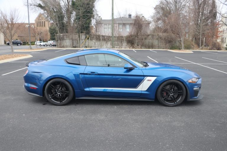 Used 2018 Ford MUSTANG GT PREMIUM ROUSH Jack Hammer W/NAV ROUSH Jack Hammer for sale Sold at Auto Collection in Murfreesboro TN 37130 8