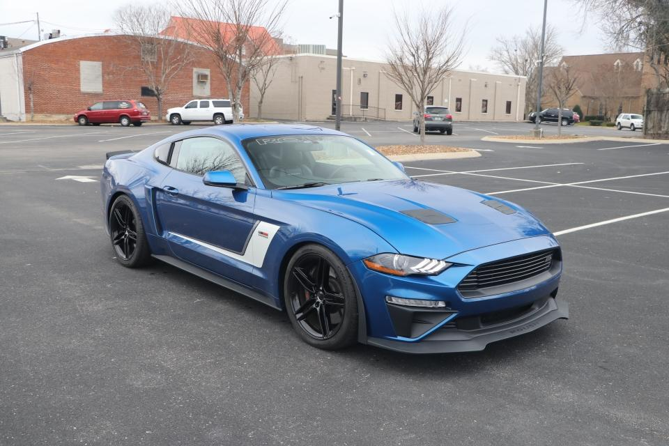 Used 2018 Ford MUSTANG GT PREMIUM ROUSH Jack Hammer W/NAV ROUSH Jack Hammer for sale Sold at Auto Collection in Murfreesboro TN 37130 1