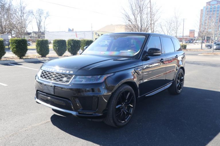 Used 2020 Land_Rover RANGE ROVER SPORT HSE 3.0 SUPER CHARGED AWD W/NAV for sale Sold at Auto Collection in Murfreesboro TN 37130 2