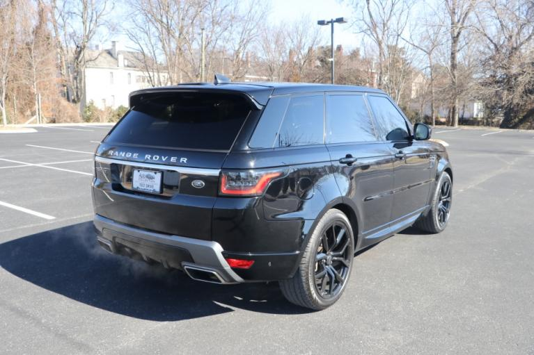 Used 2020 Land_Rover RANGE ROVER SPORT HSE 3.0 SUPER CHARGED AWD W/NAV HSE for sale $70,450 at Auto Collection in Murfreesboro TN 37130 3