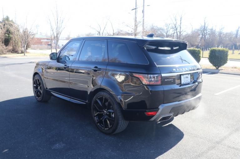 Used 2020 Land_Rover RANGE ROVER SPORT HSE 3.0 SUPER CHARGED AWD W/NAV for sale Sold at Auto Collection in Murfreesboro TN 37130 4