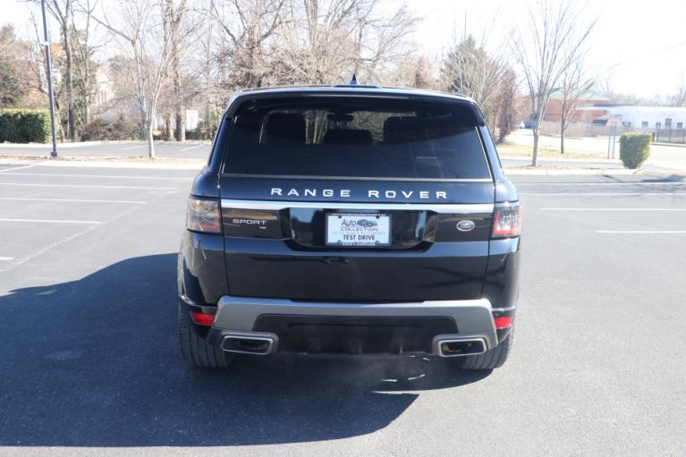 Used 2020 Land_Rover RANGE ROVER SPORT HSE 3.0 SUPER CHARGED AWD W/NAV HSE for sale $70,450 at Auto Collection in Murfreesboro TN 37130 6