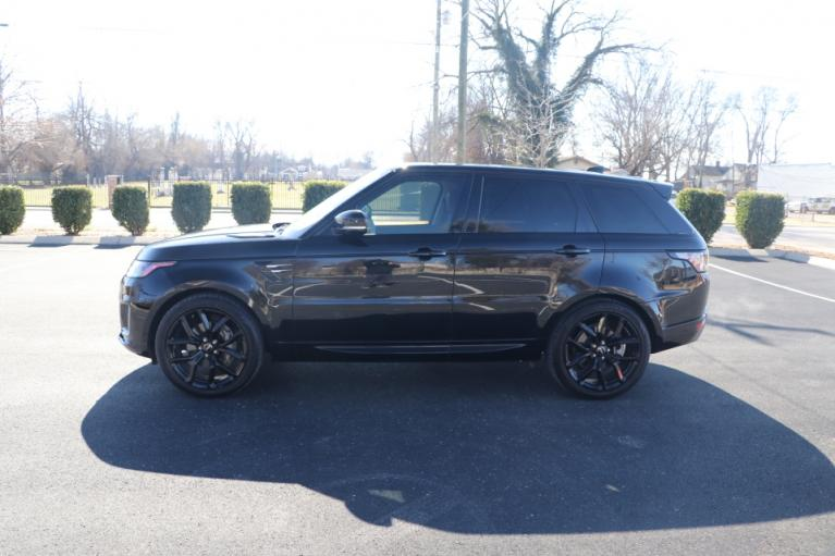 Used 2020 Land_Rover RANGE ROVER SPORT HSE 3.0 SUPER CHARGED AWD W/NAV for sale Sold at Auto Collection in Murfreesboro TN 37130 7