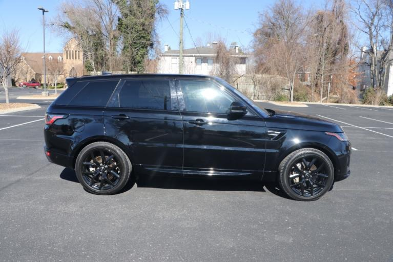 Used 2020 Land_Rover RANGE ROVER SPORT HSE 3.0 SUPER CHARGED AWD W/NAV for sale Sold at Auto Collection in Murfreesboro TN 37130 8