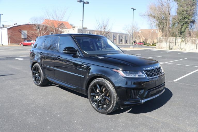 Used 2020 Land_Rover RANGE ROVER SPORT HSE 3.0 SUPER CHARGED AWD W/NAV for sale Sold at Auto Collection in Murfreesboro TN 37130 1