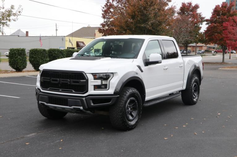 Used 2017 Ford F-150 RAPTOR SUPERCREW 4WD W/NAv RAPTOR SUPERCREW 4WD for sale $51,950 at Auto Collection in Murfreesboro TN 37130 2