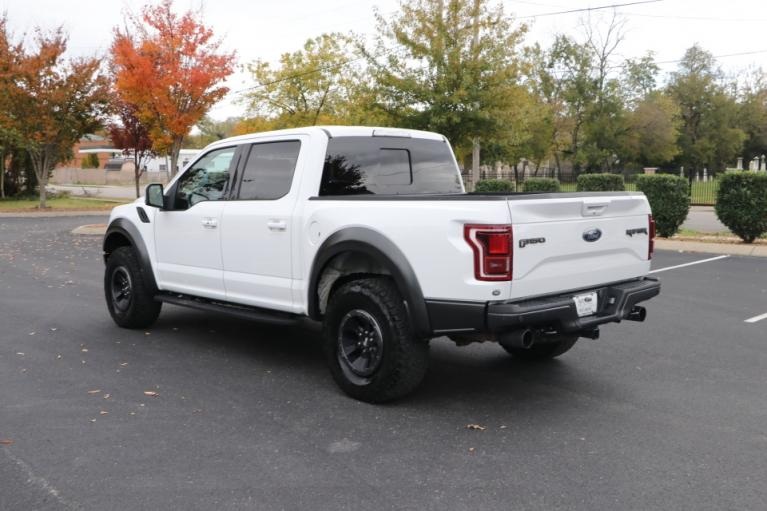 Used 2017 Ford F-150 RAPTOR SUPERCREW 4WD W/NAv RAPTOR SUPERCREW 4WD for sale $51,950 at Auto Collection in Murfreesboro TN 37130 4