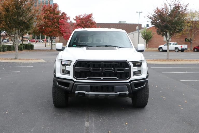 Used 2017 Ford F-150 RAPTOR SUPERCREW 4WD W/NAv RAPTOR SUPERCREW 4WD for sale $51,950 at Auto Collection in Murfreesboro TN 37130 5