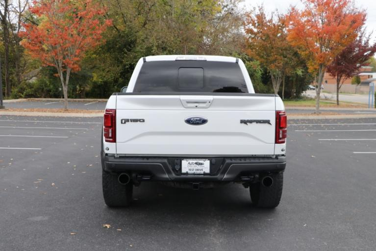 Used 2017 Ford F-150 RAPTOR SUPERCREW 4WD W/NAv RAPTOR SUPERCREW 4WD for sale $51,950 at Auto Collection in Murfreesboro TN 37130 6