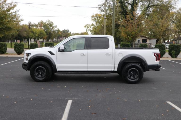 Used 2017 Ford F-150 RAPTOR SUPERCREW 4WD W/NAv RAPTOR SUPERCREW 4WD for sale $51,950 at Auto Collection in Murfreesboro TN 37130 7