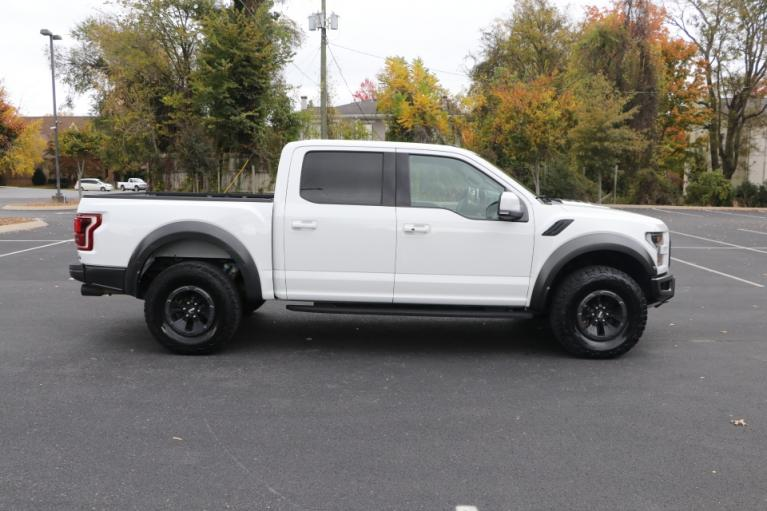 Used 2017 Ford F-150 RAPTOR SUPERCREW 4WD W/NAv RAPTOR SUPERCREW 4WD for sale $51,950 at Auto Collection in Murfreesboro TN 37130 8