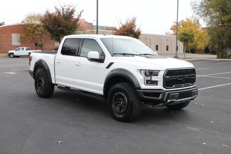 Used Used 2017 Ford F-150 RAPTOR SUPERCREW 4WD W/NAv RAPTOR SUPERCREW 4WD for sale $51,950 at Auto Collection in Murfreesboro TN