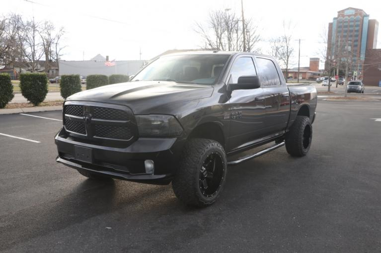 Used 2017 RAM 1500 EXPRESS CREW CAB 4WD W/BACK UP CAM express for sale Sold at Auto Collection in Murfreesboro TN 37130 2
