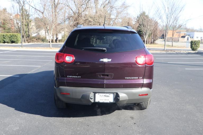 Used 2009 CHEVROLET TRAVERSE LS FWD  LT for sale $7,500 at Auto Collection in Murfreesboro TN 37130 6