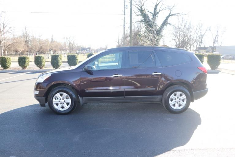 Used 2009 CHEVROLET TRAVERSE LS FWD for sale Sold at Auto Collection in Murfreesboro TN 37130 7