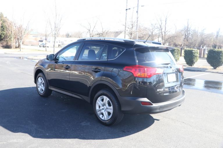 Used 2015 Toyota RAV4 LE FWD W/BACK UP CAMERA LE for sale Sold at Auto Collection in Murfreesboro TN 37130 4