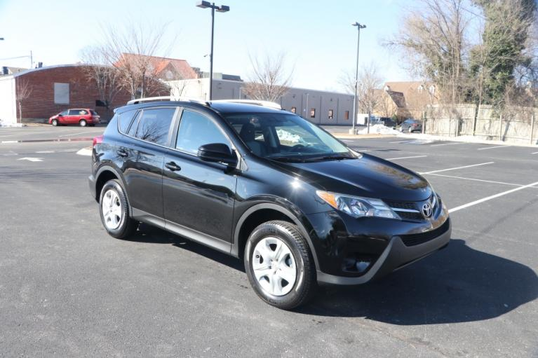 Used Used 2015 Toyota RAV4 LE FWD W/BACK UP CAMERA LE for sale $15,950 at Auto Collection in Murfreesboro TN