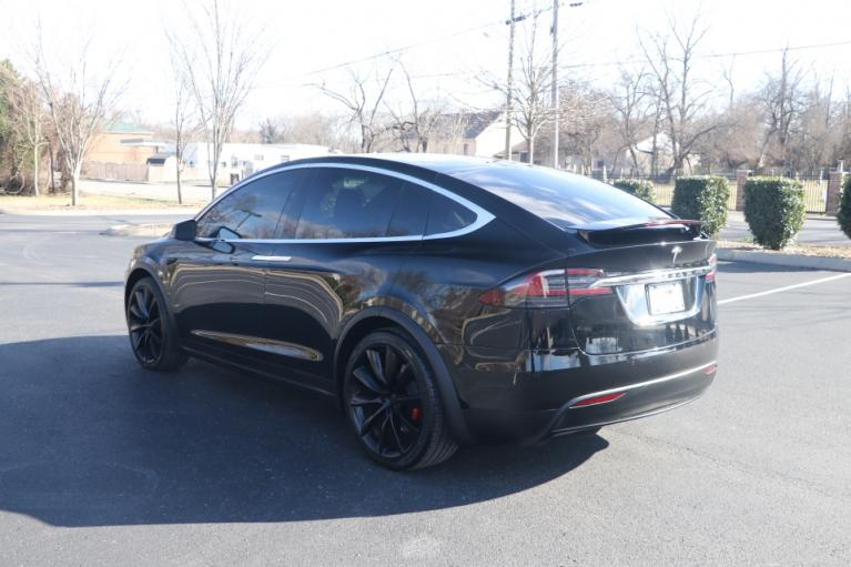 Used 2019 Tesla MODEL X PREMIUM P100D AWD W/NAV P100D for sale Sold at Auto Collection in Murfreesboro TN 37130 4