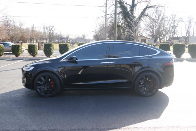Used 2019 Tesla MODEL X PREMIUM P100D AWD W/NAV P100D for sale Sold at Auto Collection in Murfreesboro TN 37130 7