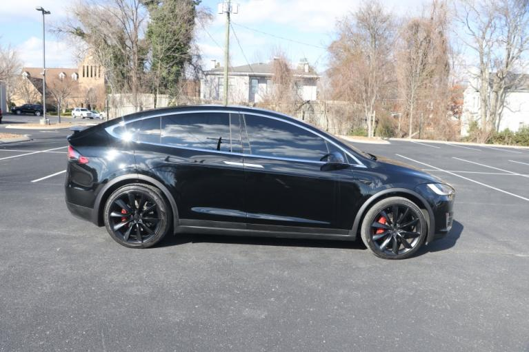 Used 2019 Tesla MODEL X PREMIUM P100D AWD W/NAV P100D for sale Sold at Auto Collection in Murfreesboro TN 37130 8